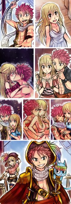 NaLu & Happy
