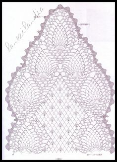 "Photo from album ""Серветки"" on Yandex. Irish Crochet Patterns, Crochet Chart, Filet Crochet, Crochet Motif, Crochet Designs, Crochet Doilies, Crochet Wool, Thread Crochet, Love Crochet"
