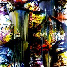 abstrakte ,Malerei ,  Fotografie , großformatig, Onlineshop, Traum,menschen,blau,gelb,