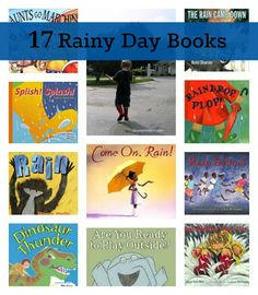 17 Rainy Day Books for Kids from JDaniel4's Mom
