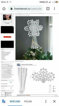 Crochet Collar Pattern, Crochet Snowflake Pattern, Christmas Crochet Patterns, Crochet Snowflakes, Crochet Flower Patterns, Crochet Motif, Crochet Doilies, Crochet Flowers, Crochet Christmas Wreath