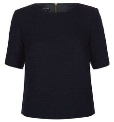For an instant update to your wardrobe, look no further than the navy Prue top. Anniversary Outfit, Hobbs, Navy, Clothing, Top, Blue, Outfits, Shopping, Hale Navy