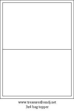 bag topper jpeg image 400 350 pixels blank topper pinterest bag toppers. Black Bedroom Furniture Sets. Home Design Ideas