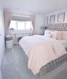 Teen Bedroom Designs, Bedroom Decor For Teen Girls, Room Design Bedroom, Small Room Bedroom, Room Ideas Bedroom, Stylish Bedroom, Cozy Room, Aesthetic Bedroom, Dream Rooms