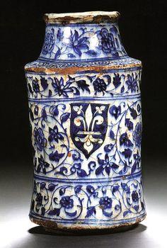 italian albarello jar