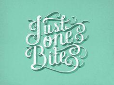 Typography - Typography - Lauren Hom... Typography design & inspiration  Preview – Work    Description  Lauren Hom  – Source –
