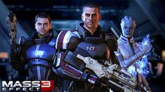 BioWare Is Working On A New Mass Effect Game #gaming
