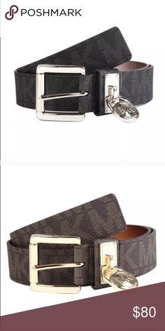 Bundel 2 belts for @integrity01 2 belts size M Michael Kors Accessories Belts