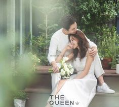 The Queen Korean Pre-wedding Photography by RaRi Studio on OneThreeOneFour 0 Pre Wedding Poses, Pre Wedding Shoot Ideas, Wedding Picture Poses, Wedding Couple Poses, Pre Wedding Photoshoot, Wedding Couples, Wedding Ceremony, Korean Wedding Photography, Couple Photography