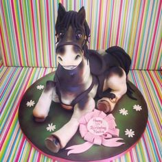 Little pony cake by Richards Cakes