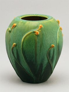 Door Pottery Prairie Whisper Vase #Pottery #Art