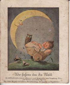 Wir fahren um die Welt,Lotte Huwe,um 1940,Bilderbuch   eBay