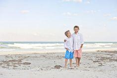 kid beach photography