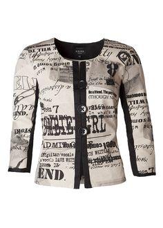 JACKA PINS Sweaters, Jackets, Fashion, Down Jackets, Moda, Fashion Styles, Jacket, Fasion, Sweater