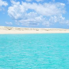 Remote Dog Island, home to one of Anguilla's most spectacular beaches.