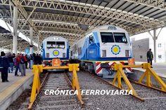 CRÓNICA FERROVIARIA: Servicios de Trenes de pasajeros Plaza Constitució...