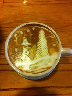Latte Art→follow← my board ♡ͦ* ¢σffєє σвѕєѕѕє∂ ♡ͦ* @ ★☆Danielle ✶ Beasy☆★