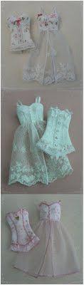 lovely miniature lingerie