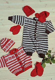 Knitting- Fana pattern