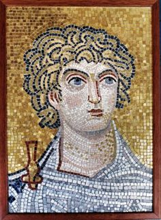 Alexander The Great -mosaic is a painting by Alexandros Giannios which was uploaded on January 5th, 2009 - Alexander III of Macedon, commonly known as Alexander the Great, was a King of the Ancient Greek kingdom of Macedon and a member of the Argead dynasty