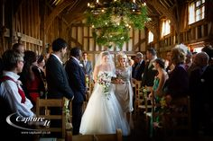 the barn at Gate Street is a stunning setting for weddings