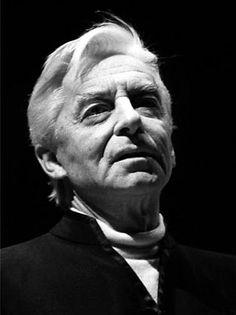 . Herbert Von Karajan, Julianne Moore, Classical Music Composers, Leonard Bernstein, Aretha Franklin, Jolie Photo, Conductors, Male Face, Ballet