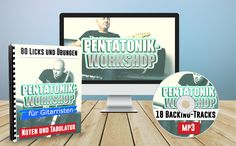 Die Pentatonik für Gitarre von A bis Z.