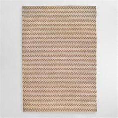 5'x8' Blue Geo Tapestry Woven Indoor Outdoor Rug | World Market  #OutdoorsArea