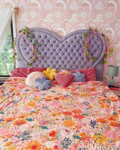 Room Ideas Bedroom, Bedroom Decor, Pastel Room, Cute Room Decor, Aesthetic Room Decor, Dream Rooms, Cool Rooms, My New Room, House Rooms