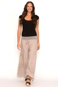 We're offering you the perfect summer collection of women's cotton fashion Buy Skirts Online, Harem Pants, Trousers, Summer Collection, Flare, Grey, Cotton, Stuff To Buy, Women