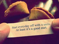 Smile, kalimera