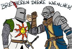 Brethren Before Wenches