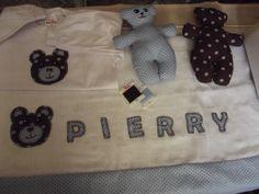 Fiz para decorar a chá de bebe do meu afilhado Pierry.