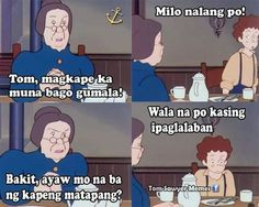 Funny Hugot Lines, Hugot Lines Tagalog Funny, Tagalog Quotes Funny, Tagalog Quotes Hugot Funny, Pinoy Quotes, Jokes Quotes, Cute Quotes, Smile Quotes, Filipino Quotes