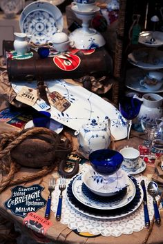 Blue Denmark