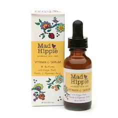I recommend a good Vitamin C serum as being a vital part of your Gorgeous For Good 30-program. Mad Hippie is right on!