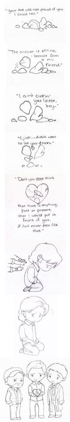 Heartbreak Part 2 by Slashtastic.deviantart.com on @deviantART