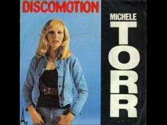 MICHELE TORR - DISCOMOTION - 1979