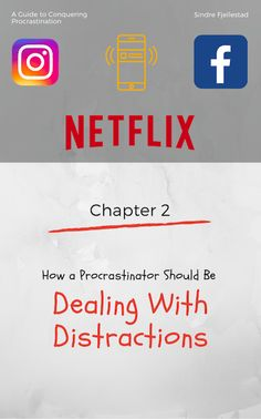 Learn in detail how to deal with distractions and take advantage of your time! How To Get Rid, How To Become, Overcoming Perfectionism, Stop Wasting Time, Productivity Hacks, How To Stop Procrastinating, Getting Things Done, Time Management, Motivation