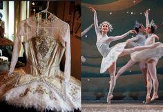 Snowflake - Nutcracker - The National Ballet of Canada