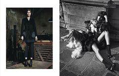 Haute Couture Editorial for Vogue Paris August 2012 11 ...