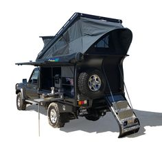 Australian Made Aluminium Slide On Ute Camper, Lifetime Structural Warranty, Queen bed, No Hassle Setup.