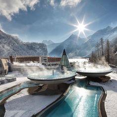 Aqua Dome Hotel @ Austria
