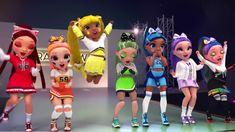 Dc Superhero Girls Dolls, Boarders And Frames, Rainbow Fashion, Kawaii Accessories, Lol Dolls, Animation Series, Birthday Party Themes, Ronald Mcdonald, Barbie
