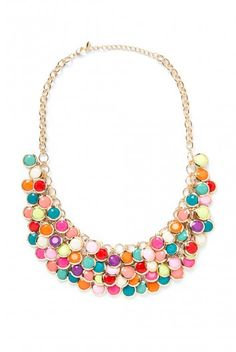 Type 1 Dancing Dots Necklace - $28.97