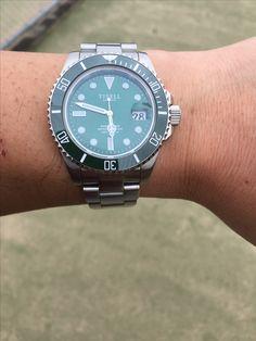 Tisell Marine Diver Green