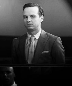 "His face is saying ""ugh y'all are such idiots."" Andrew Scott. Moriarty. BBC Sherlock"
