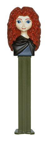 Merida Brave Disney Princess PEZ Dispensers