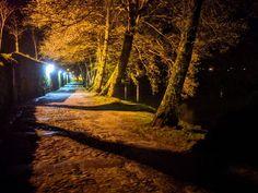 Da beleza dos passeios nocturnos junto ao rio Vez em  Arcos de #Valdevez   durante a noite de ontem 3 de Abril de 2018 - facebook.com/ArcosdeValdevez -