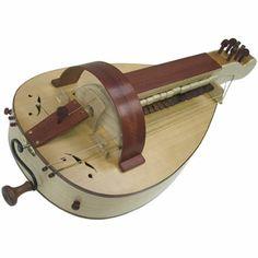 Hurdy Gurdy - European wheel fiddles and kits
